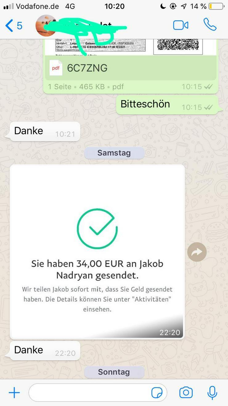 Bild 4: Deutsche Bahn Gutscheine - 50% Rabatt auf alle Fahrten