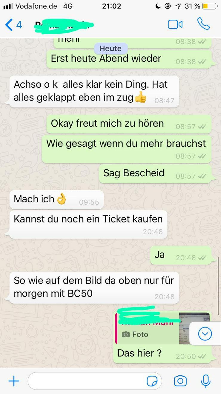 Bild 5: Deutsche Bahn Gutscheine - 50% Rabatt auf alle Fahrten