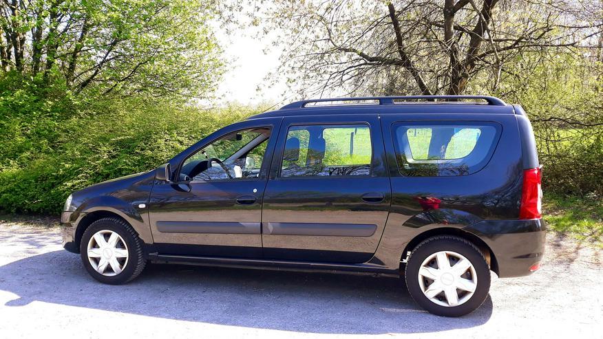 Verkaufe DACIA LOGAN MCV in schwarz - Dacia - Bild 1