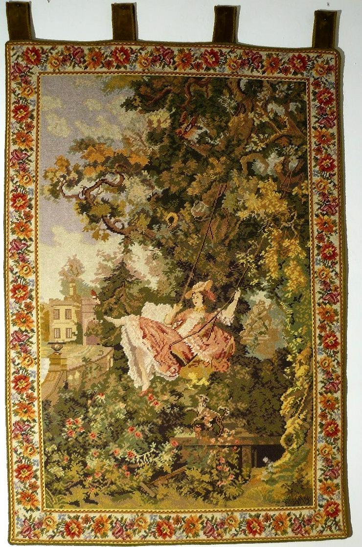 Gobelin Bildteppich gestickt 131x82 (G047)