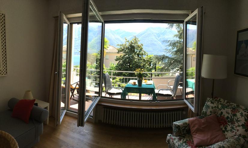 Bild 2: Ferienappart. am Lago Maggiore bei Locarno