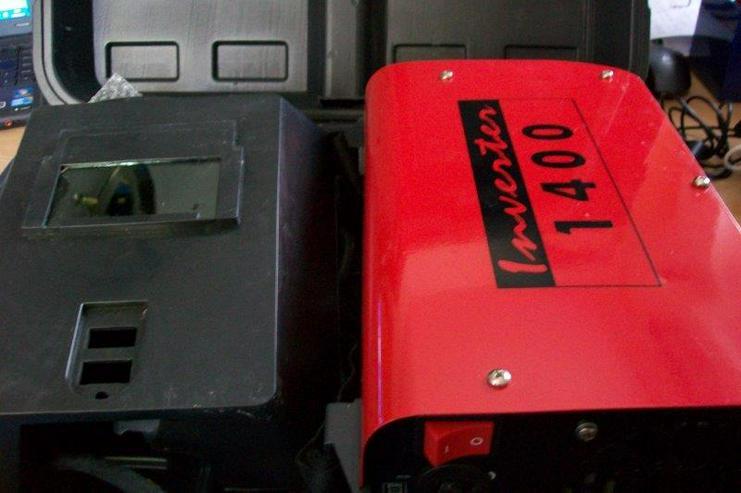 D+L Inverter-Schweißgerät DC 1400 - neuwertig