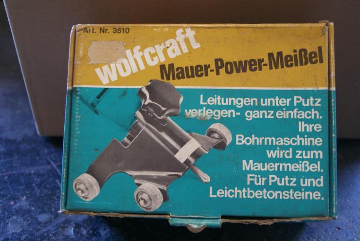 Mauer Power Meißel für Bohrmaschine