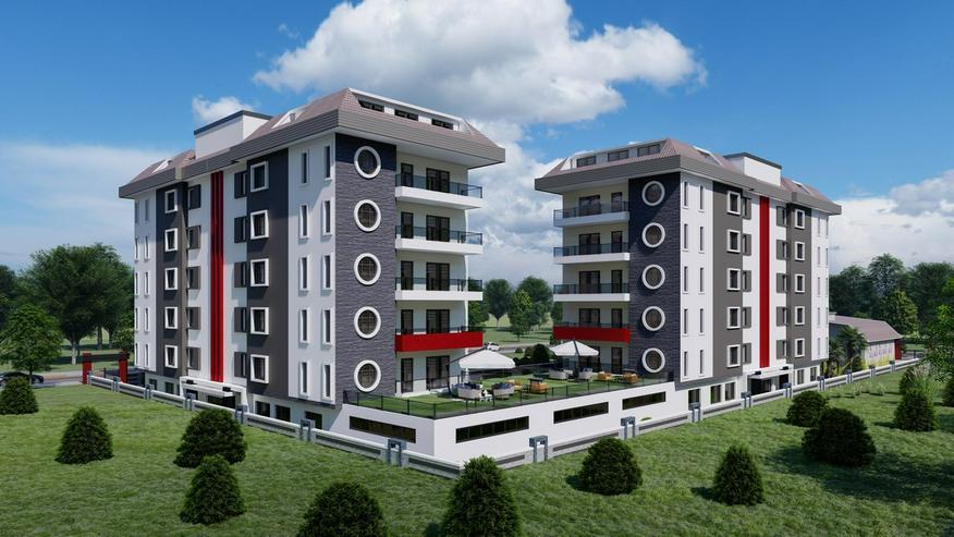 Bild 3: Türkei, Alanya, Budwig, Wohnungen für Sparfüchse ! sehr günstig ! Luxus Anlage, 289