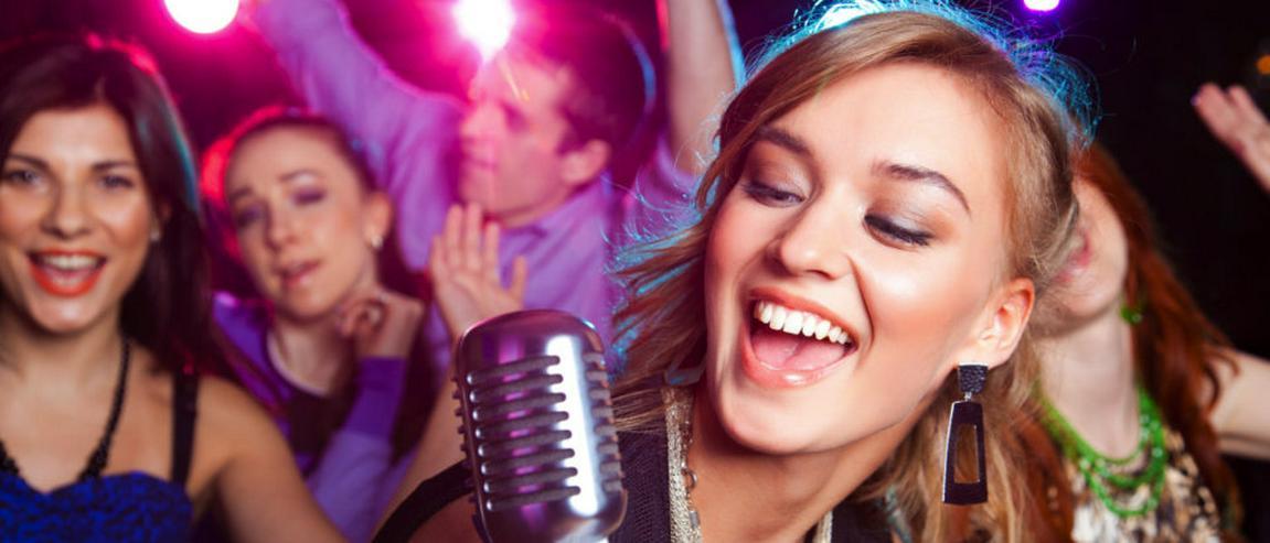 Karaoke Mieten - Profi Anlagen für Ihre Feier - Party, Events & Messen - Bild 1