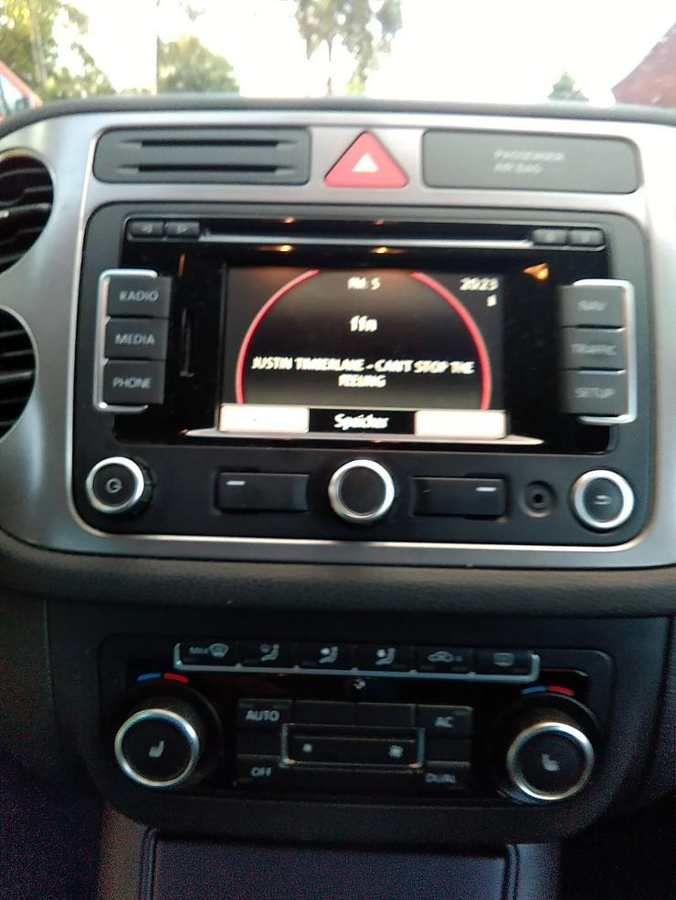 Bild 4: Gepflegter VW Tiguan Modell Freestyle mit Navi,Klima,AHK uvm