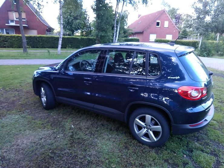 Bild 7: Gepflegter VW Tiguan Modell Freestyle mit Navi,Klima,AHK uvm