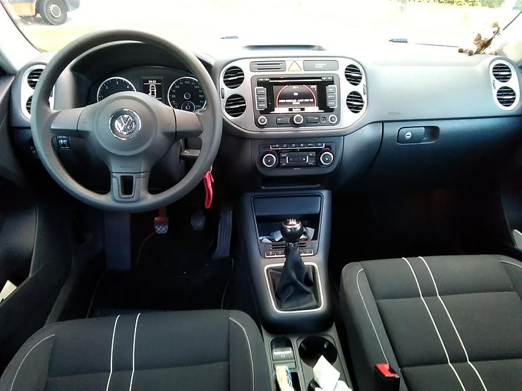 Bild 6: Gepflegter VW Tiguan Modell Freestyle mit Navi,Klima,AHK uvm
