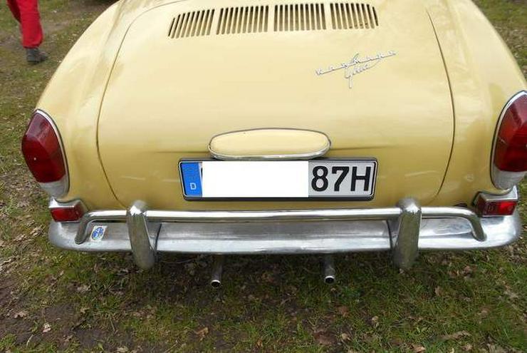 Bild 7: Karmann Ghia