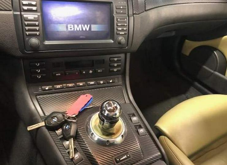 Bild 2: BMW M3 Cabrio