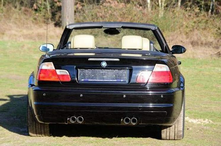 Bild 5: BMW M3 Cabrio