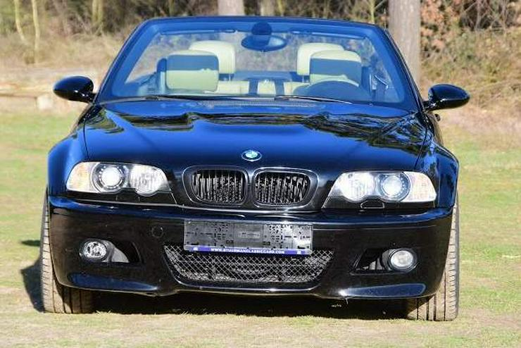 Bild 4: BMW M3 Cabrio