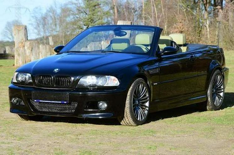 BMW M3 Cabrio - M3 - Bild 1
