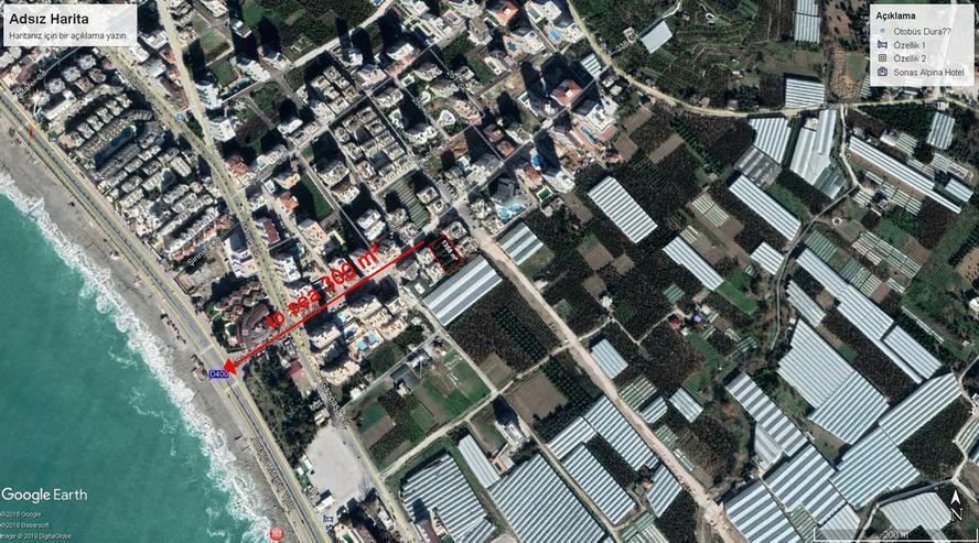 Bild 5: Türkei, Alanya, Budwig, für Kapitalanleger und Sparfüchse, Luxus pur,292