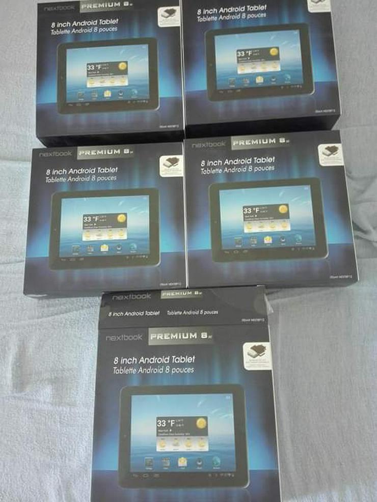 Verkaufen größeren Mengen Tablets