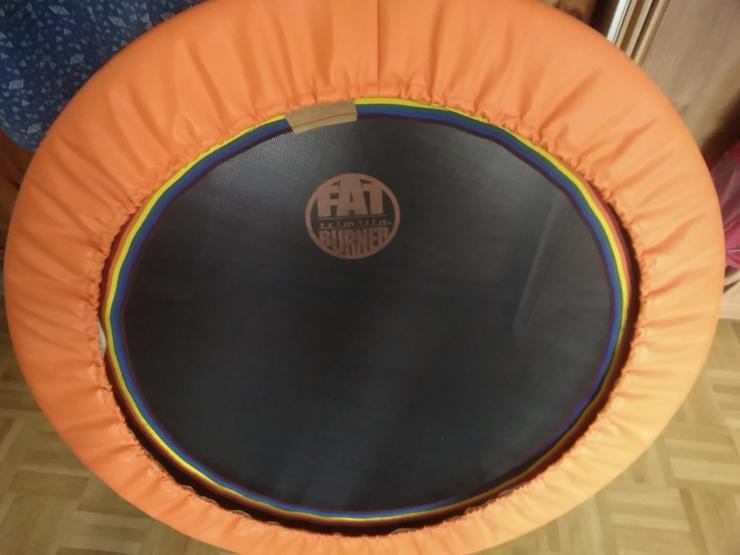 Minitrampolin bis 150 kg - Trampoline - Bild 1