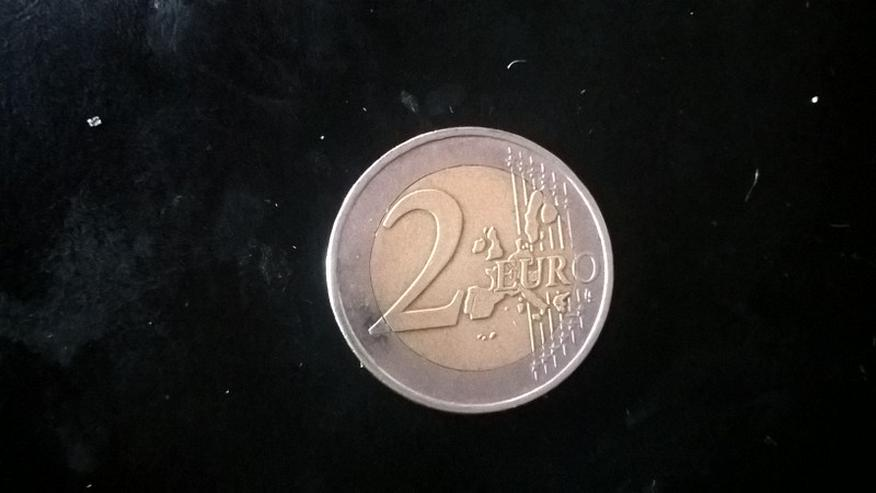 """2 Euro Griechenland 2002 Fehlpraegung"""