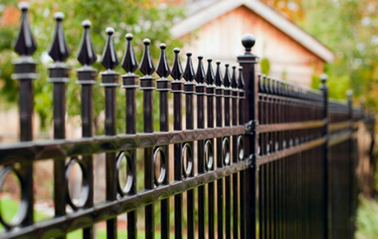 Bild 2: Zäune - Toranlagen - Metall -Tore - Geländer beste Preise
