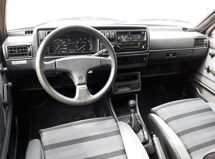 Bild 2: Golf II GTI