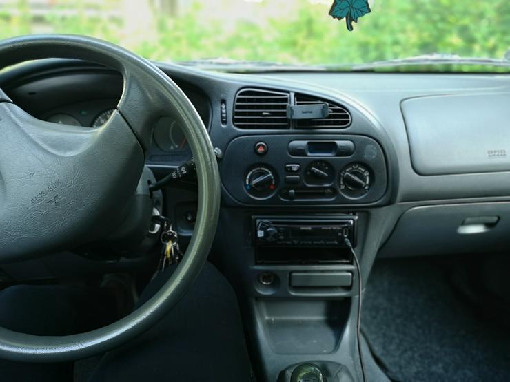 Bild 3: Perfekt für die Stadt - kleiner Mitsubishi Colt