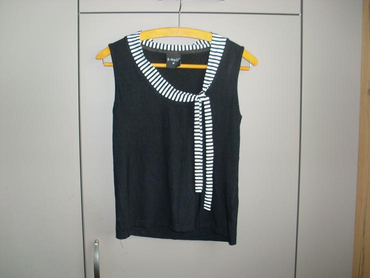 Bild 3: NEU: Damen Sommertop schwarz Gr. 34 von X Mail