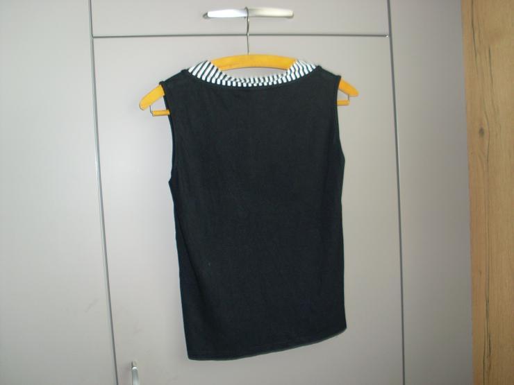 Bild 4: NEU: Damen Sommertop schwarz Gr. 34 von X Mail