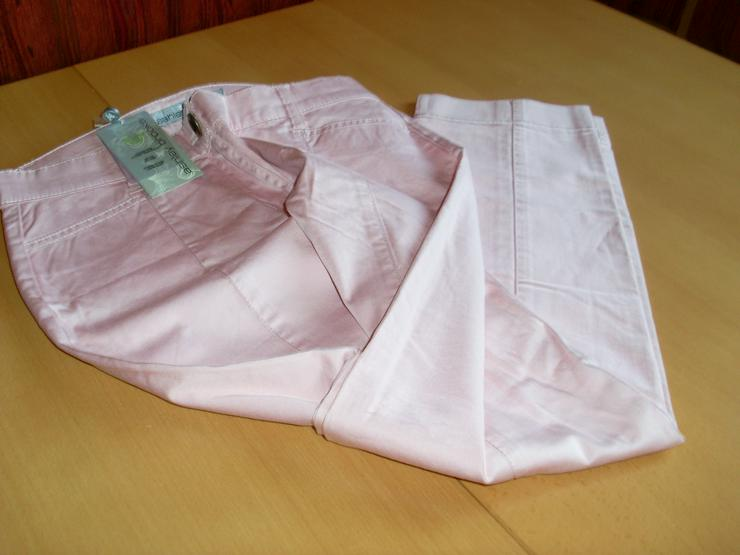 Bild 4: NEU: Damen Stretchhose rosa von ashley brooke Gr. 19 (38)