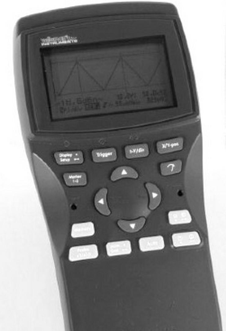 Oszilloskop, handheld, akkubetrieben - Video Recorder - Bild 1