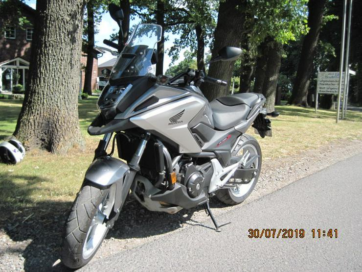 Bild 3: Neuwertige, gepflegte Honda NC 750 x DCT