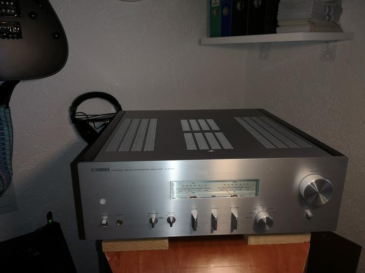 Yamaha A-S 1100  - Verstärker - Bild 1