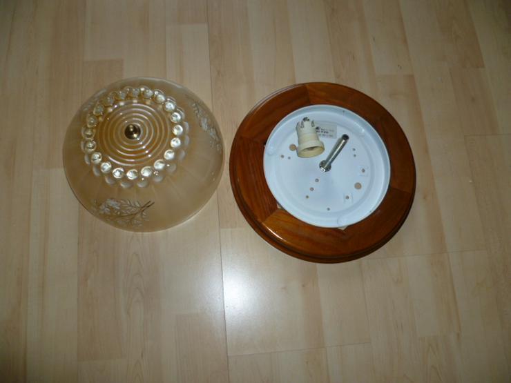 Bild 2: Runde Deckenlampe