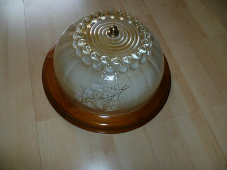 Runde Deckenlampe - Decken- & Wandleuchten - Bild 1
