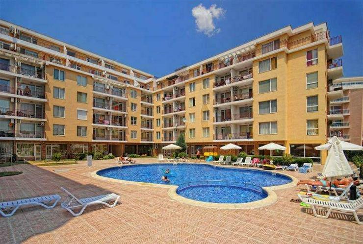 Studio-Apartment zum Verkauf im Sunny Day 2-Komplex im größten Sommerresort