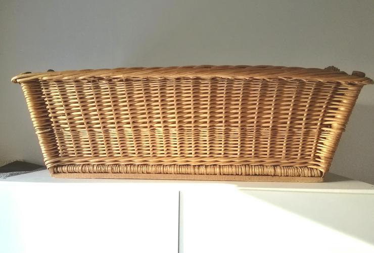 Großer Korb -- natur -- 80x45 cm - Figuren & Objekte - Bild 1