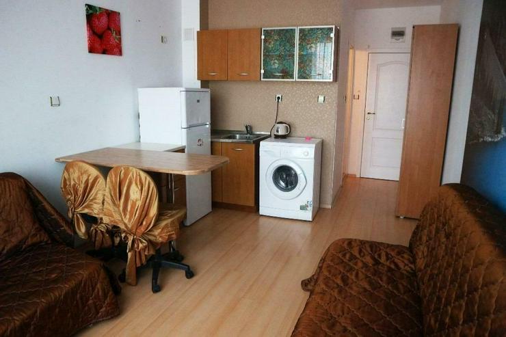 Bild 6: Ein möbliertes 1-Räum Wohnung im Sunny Day 5-Komplex