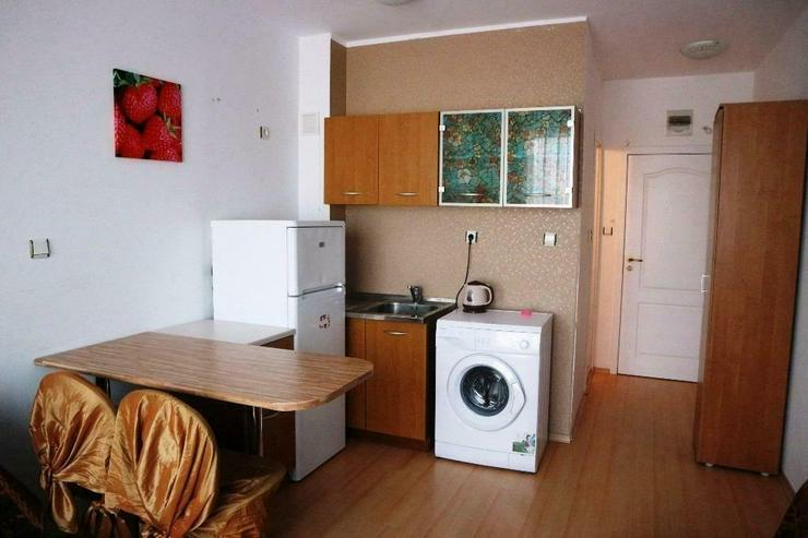 Bild 2: Ein möbliertes 1-Räum Wohnung im Sunny Day 5-Komplex