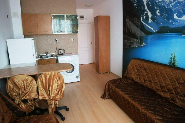 Bild 5: Ein möbliertes 1-Räum Wohnung im Sunny Day 5-Komplex
