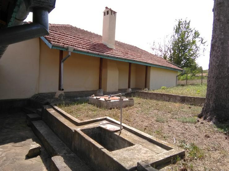 Bild 2: 2 renovierte Häuser auf 1 Grundstück von 1800 qm mit außergewöhnlichem Panorama