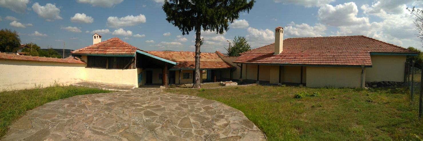 Bild 3: 2 renovierte Häuser auf 1 Grundstück von 1800 qm mit außergewöhnlichem Panorama