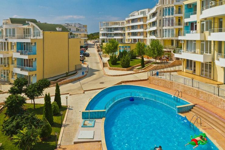 Zu Verkaufen in Sunset Kosharitsa - Ferienwohnung Bulgarien - Bild 1