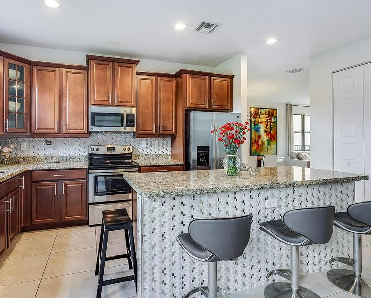 Bild 4: Ein-Familienhauser in Norden Miami