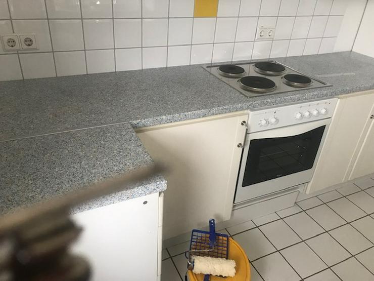 Bild 2: Schöne weisse Einbauküche in L-Form, Selbstdemontage und -abholung