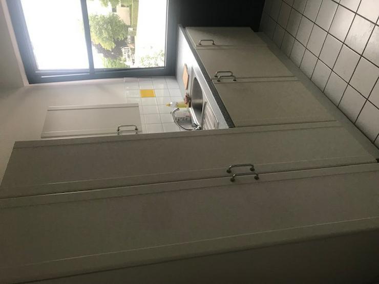 Bild 3: Schöne weisse Einbauküche in L-Form, Selbstdemontage und -abholung