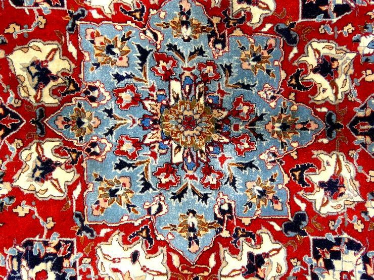 Bild 6: Orientteppich Isfahan exorbitant 310x250 TOP (T061)