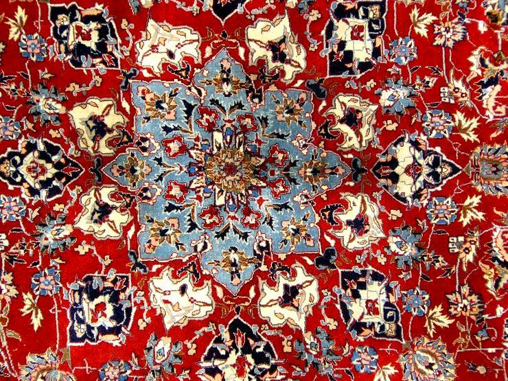 Bild 3: Orientteppich Isfahan exorbitant 310x250 TOP (T061)
