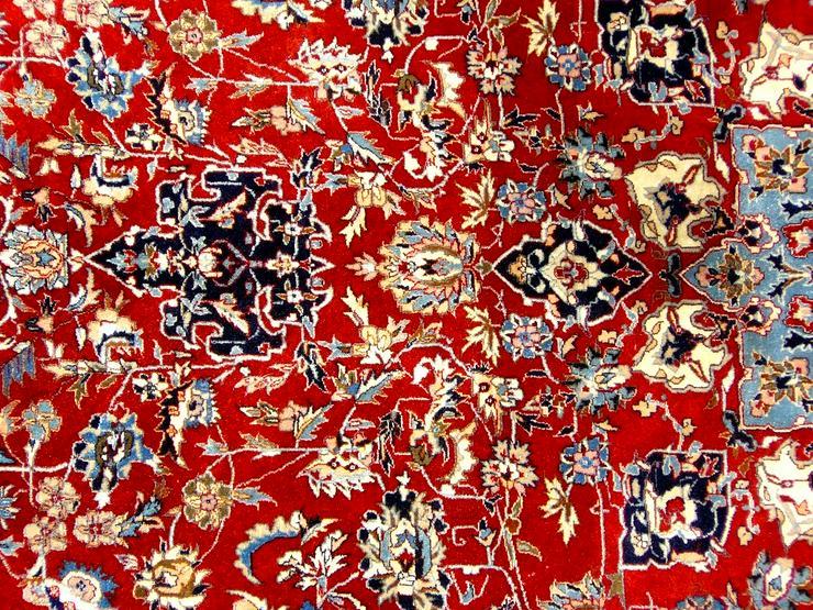 Bild 5: Orientteppich Isfahan exorbitant 310x250 TOP (T061)