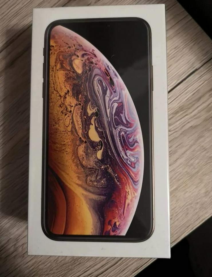 iPhone XS 512 GB - Gold *NEU/VERSIEGELT* - Handys & Smartphones - Bild 1