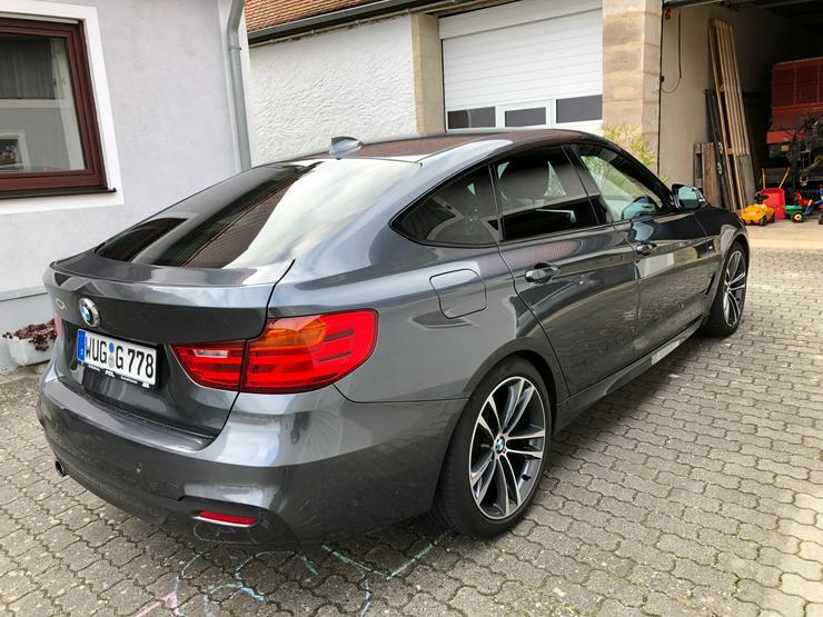 Bild 6: BMW 320d Gran Turismo Sportpaket Anhaengerkupplung