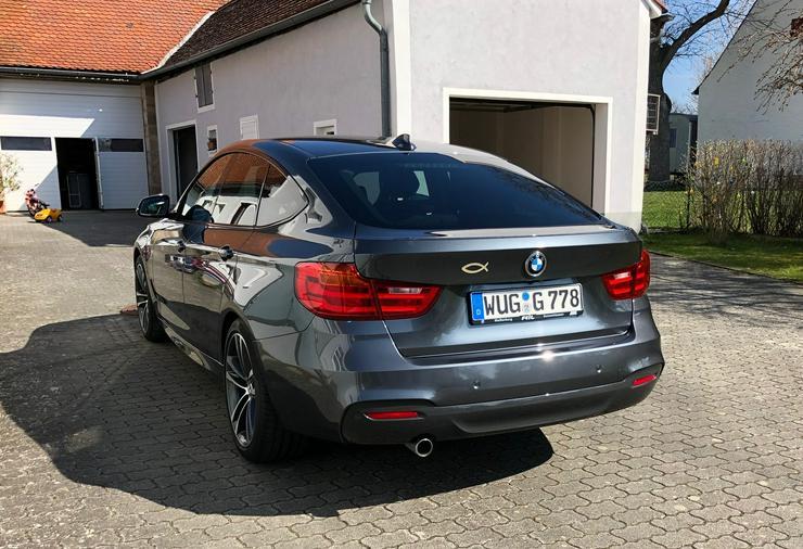 BMW 320d Gran Turismo Sportpaket Anhaengerkupplung - 3er Reihe - Bild 1
