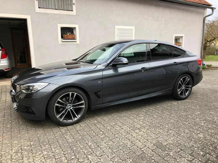 Bild 3: BMW 320d Gran Turismo Sportpaket Anhaengerkupplung